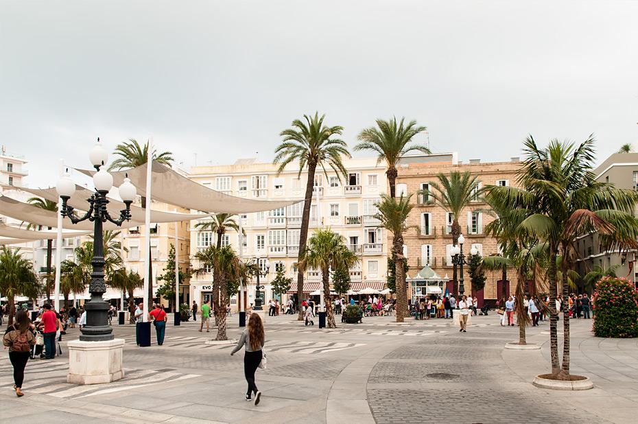 Cadiz-Platz