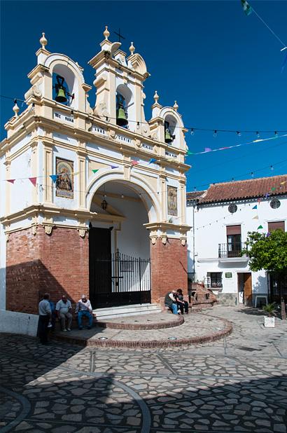Zahara-de-la-Sierra-Kirche