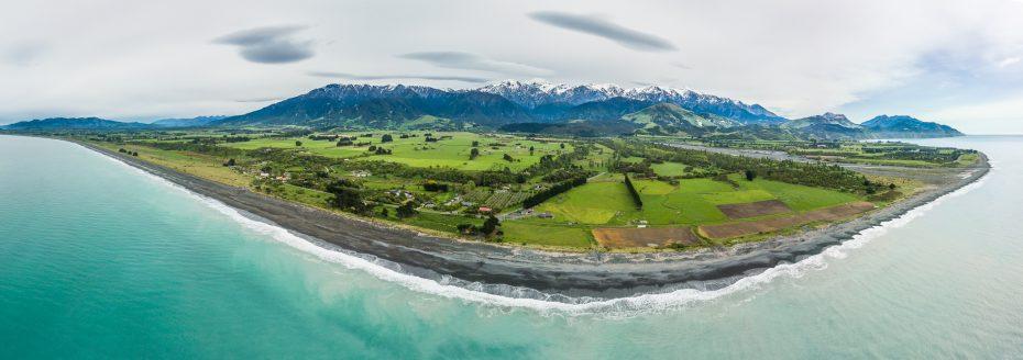 Schwarzer Sandstrand | Neuseeland