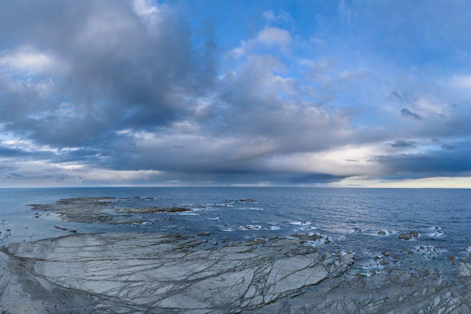 Küste von Kaikoura