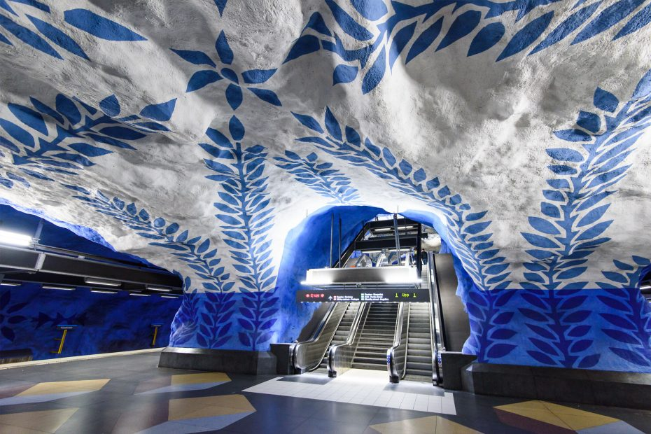 Stockholm - Tunnelbana