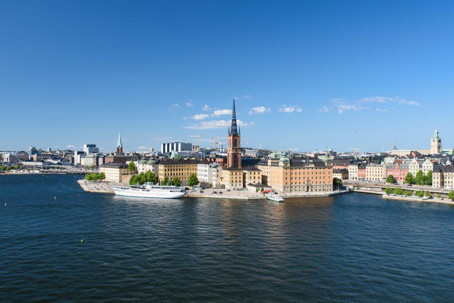 Stockholm - Riddarholmen