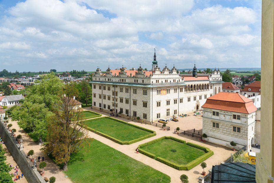 Tschechien - Litomyšl