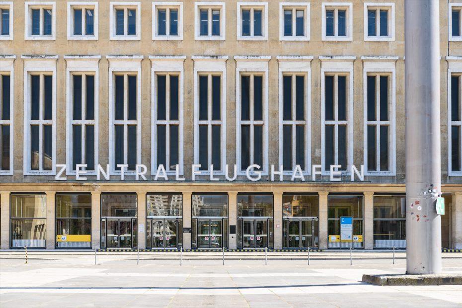 Berlin - Flughafen Tempelhof