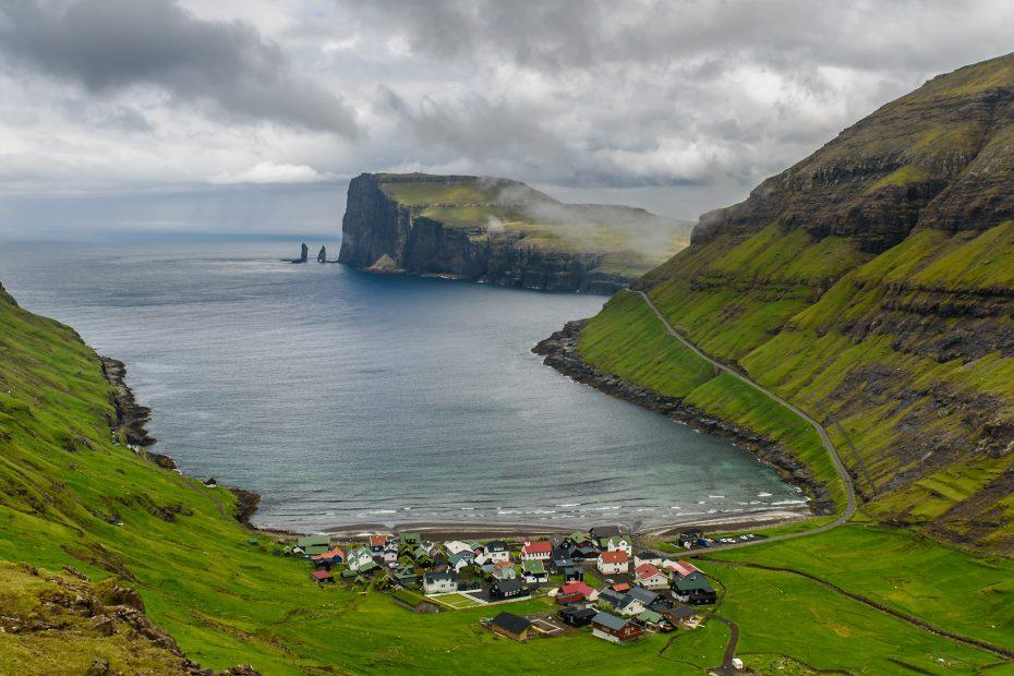Faröer Inseln - Tjørnuvík