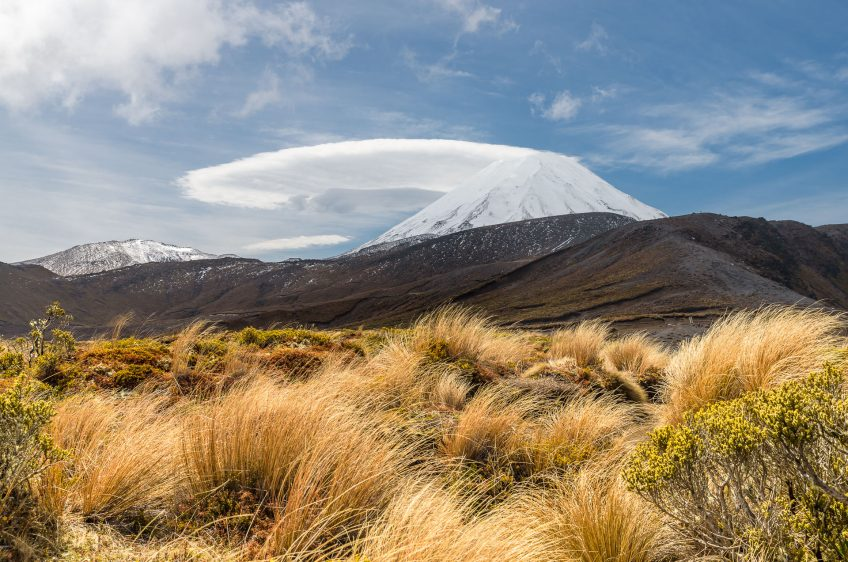 Neuseeland - Tongariro Nationalpark