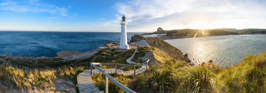 Castlepoint Lighthouse | Neuseeland