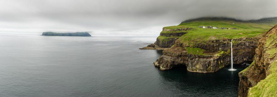 Gásadalur & Mykines | Faröer Inseln