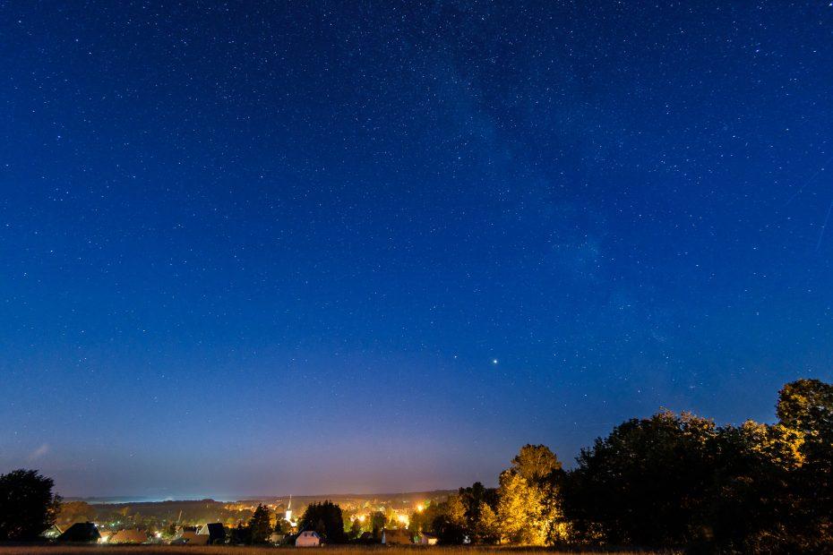 Sternenhimmel im Harz