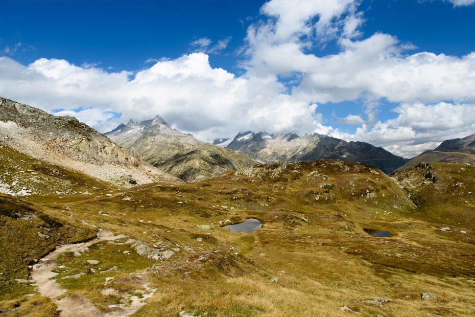 Grimselpasshöhe, Schweiz