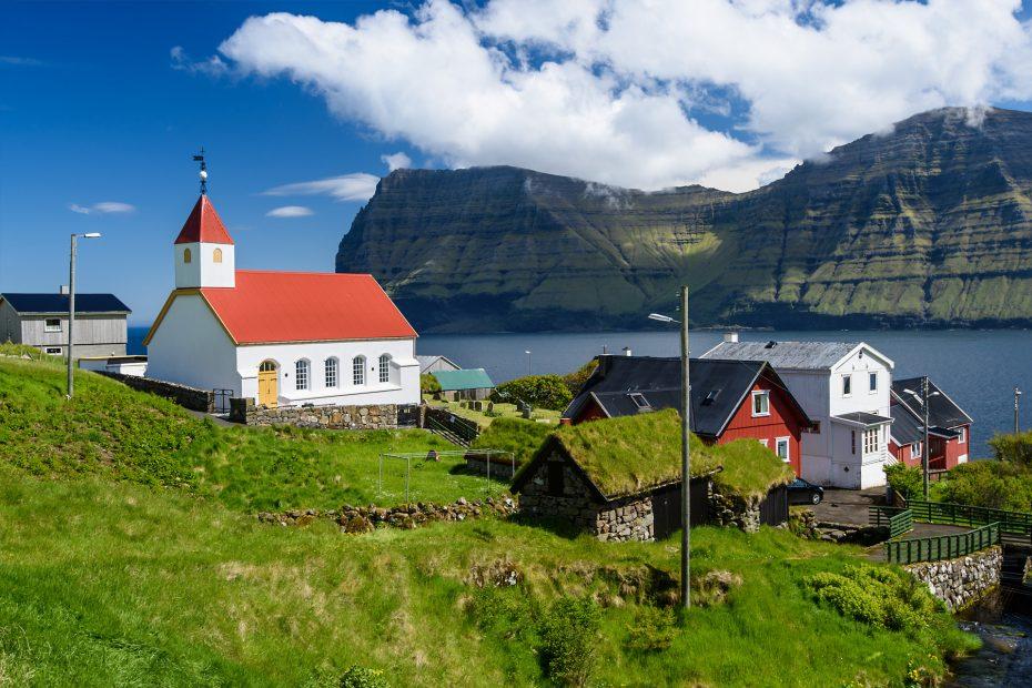Kalsoy | Faröer Inseln
