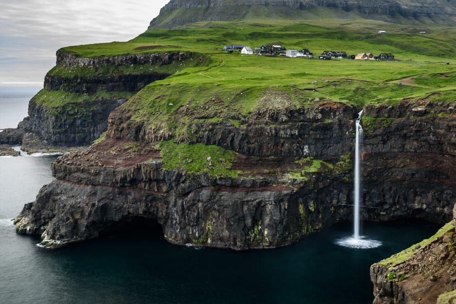 Gásadalur | Faröer Inseln