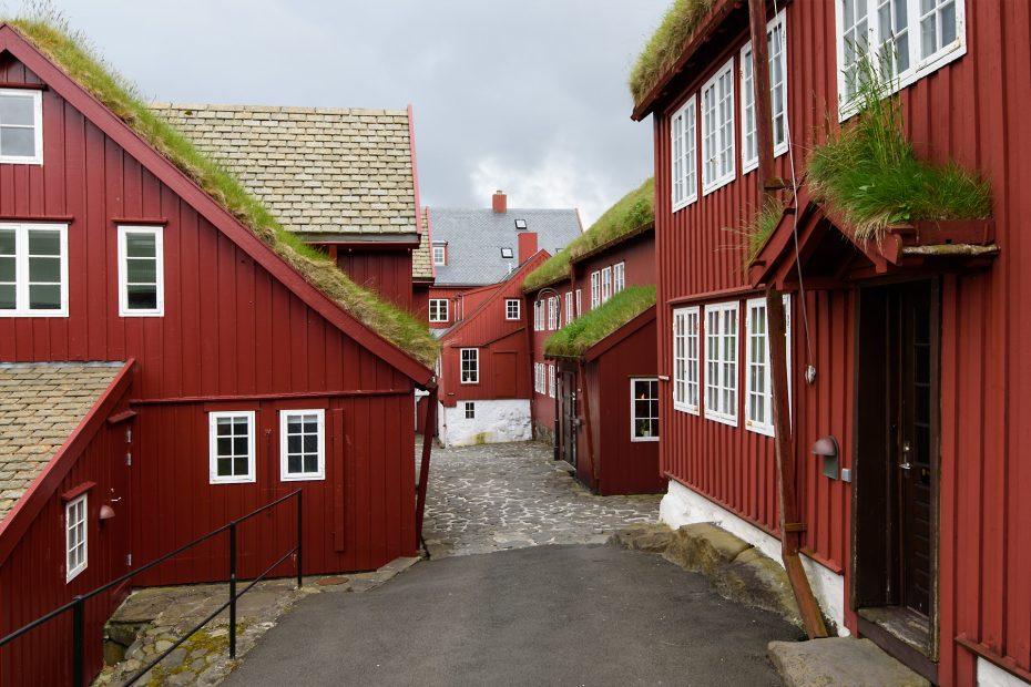 Tórshavn | Faröer Inseln