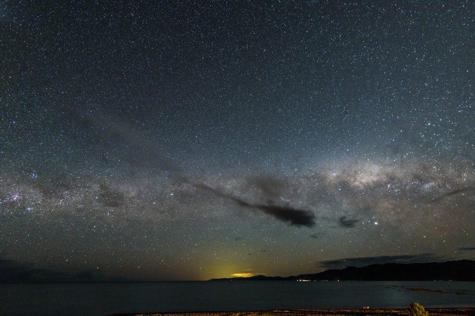 Milchstraße | Kaikoura, Neuseeland
