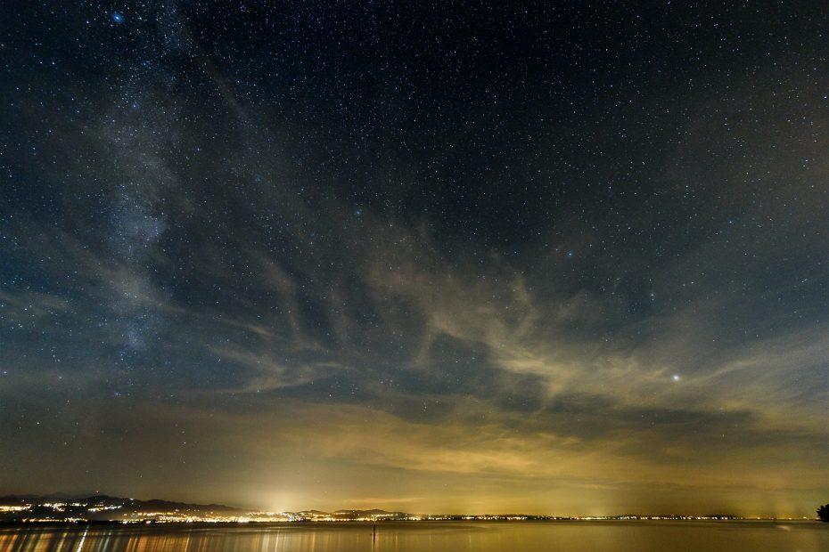 Sternenhimmel | Bodensee