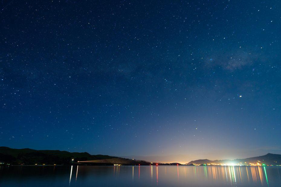 Sternenhimmel | Otago Peninsula, Neuseeland