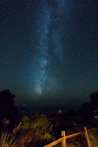 Milchstraße | Mendocino, USA