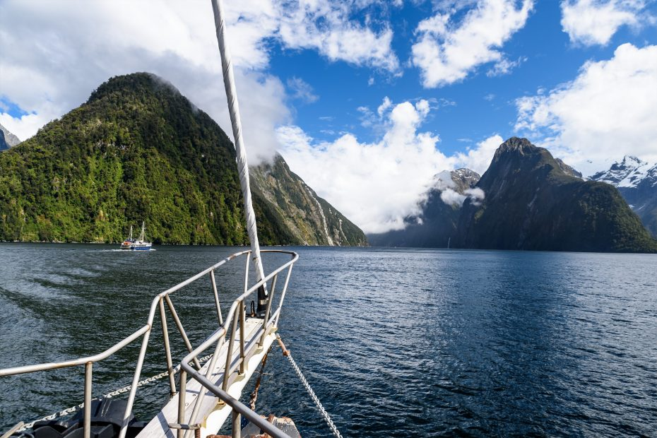 Milford Sound | Neuseeland