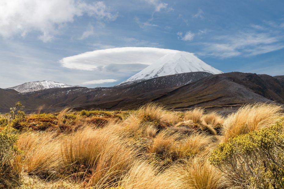 Tongariro Nationalpark | Neuseeland
