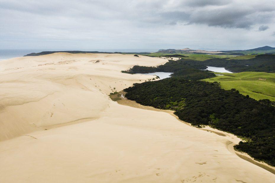 Te Paki Sand Dunes | Neuseeland